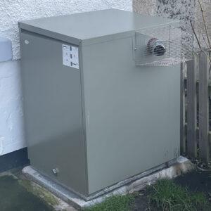 Grant Oil Boiler Installation